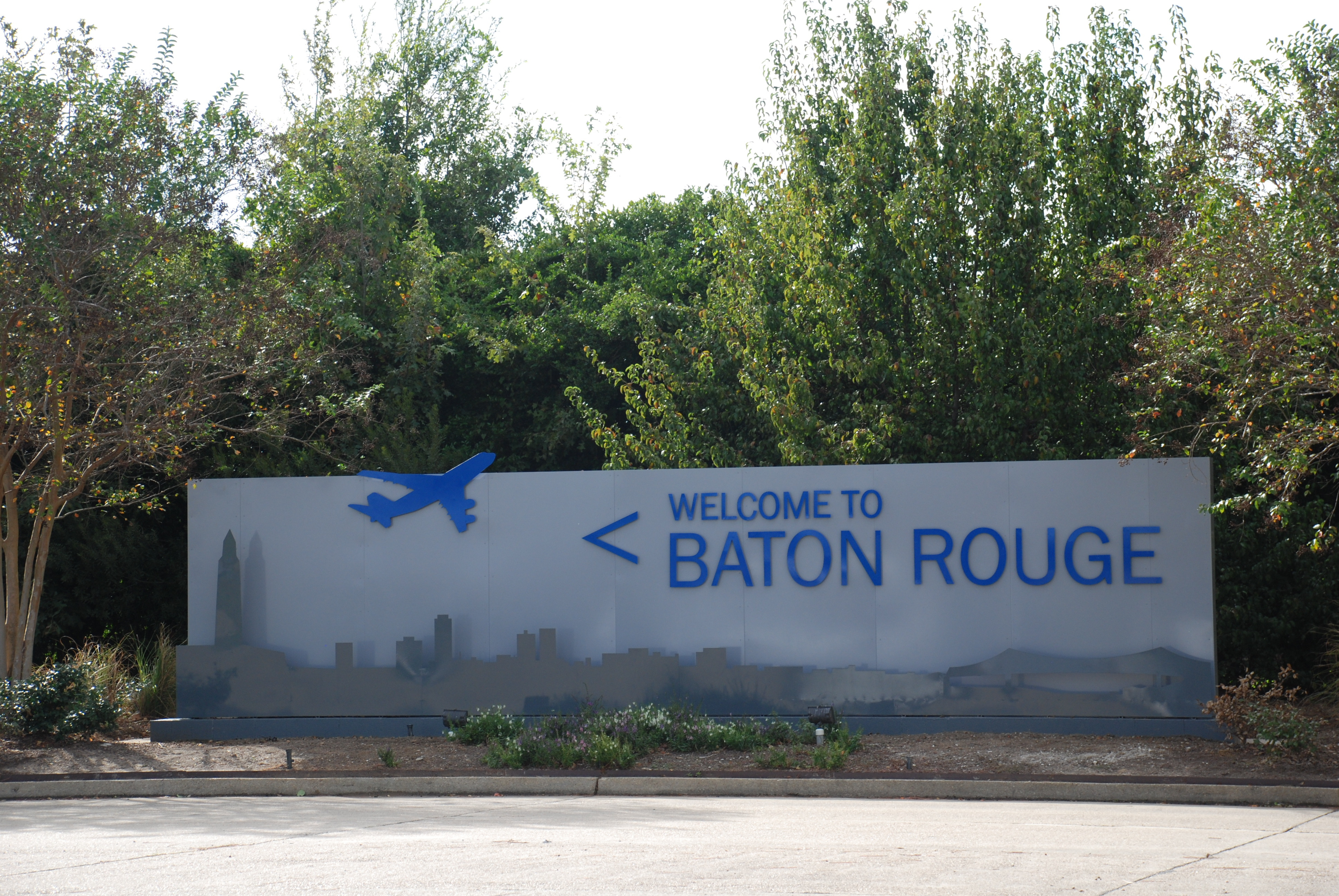 baton rouge welcome | Welcome Sign Project